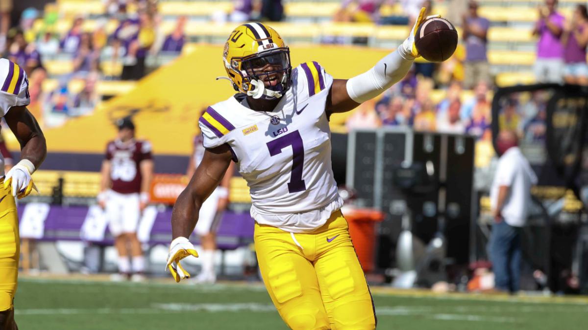 Denver Broncos NFL Draft se encaixa: medidas para se precaver JaCoby Stevens, Joey Blount, Joshuah Bledsoe – Sports Illustrated Mile High Huddle: Denver Broncos News, Analysis and More