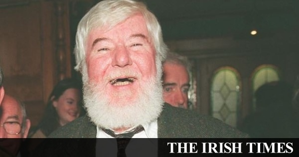 O músico tradicional Joe Burke morre aos 81 anos