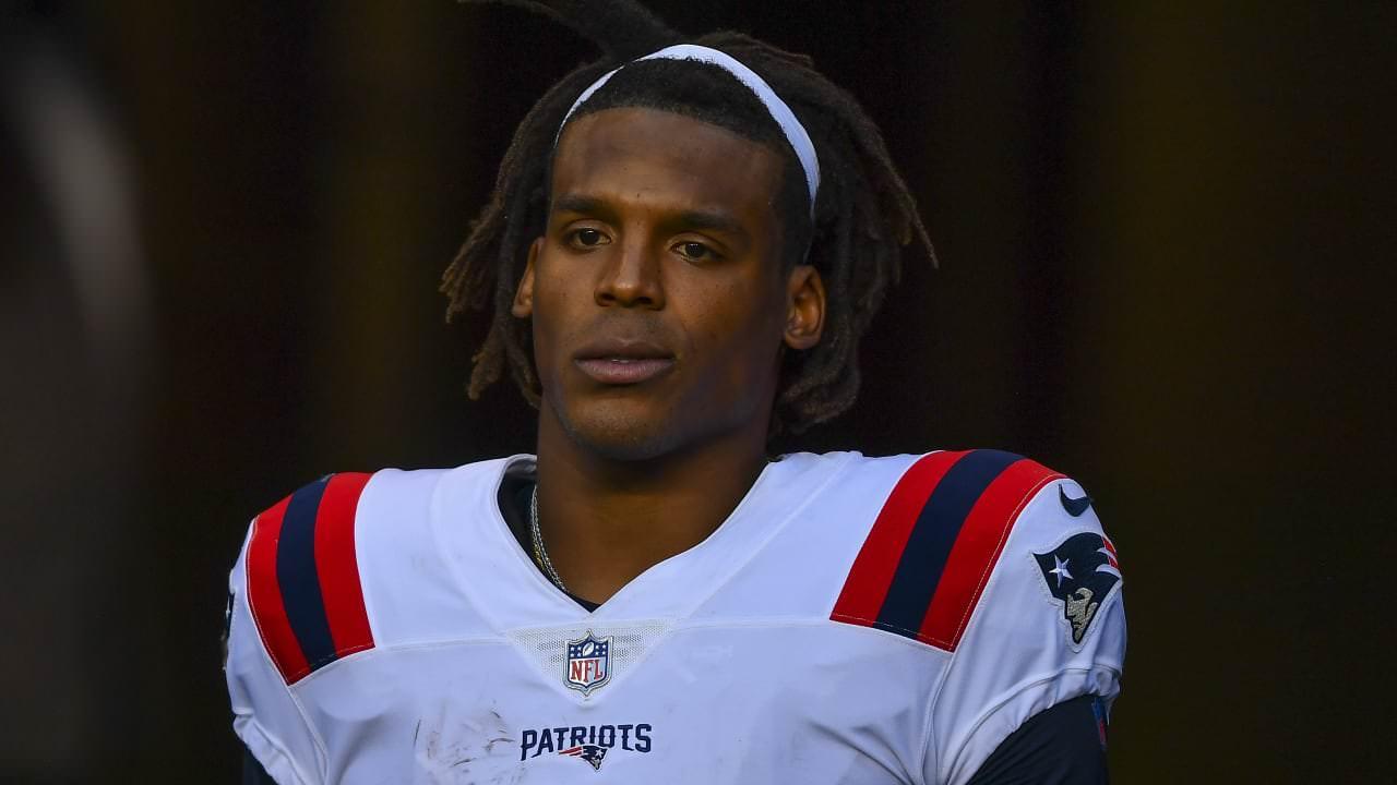 Cam Newton estava 'pensando muito' em campo depois da luta do COVID-19 no meio da temporada – NFL.com