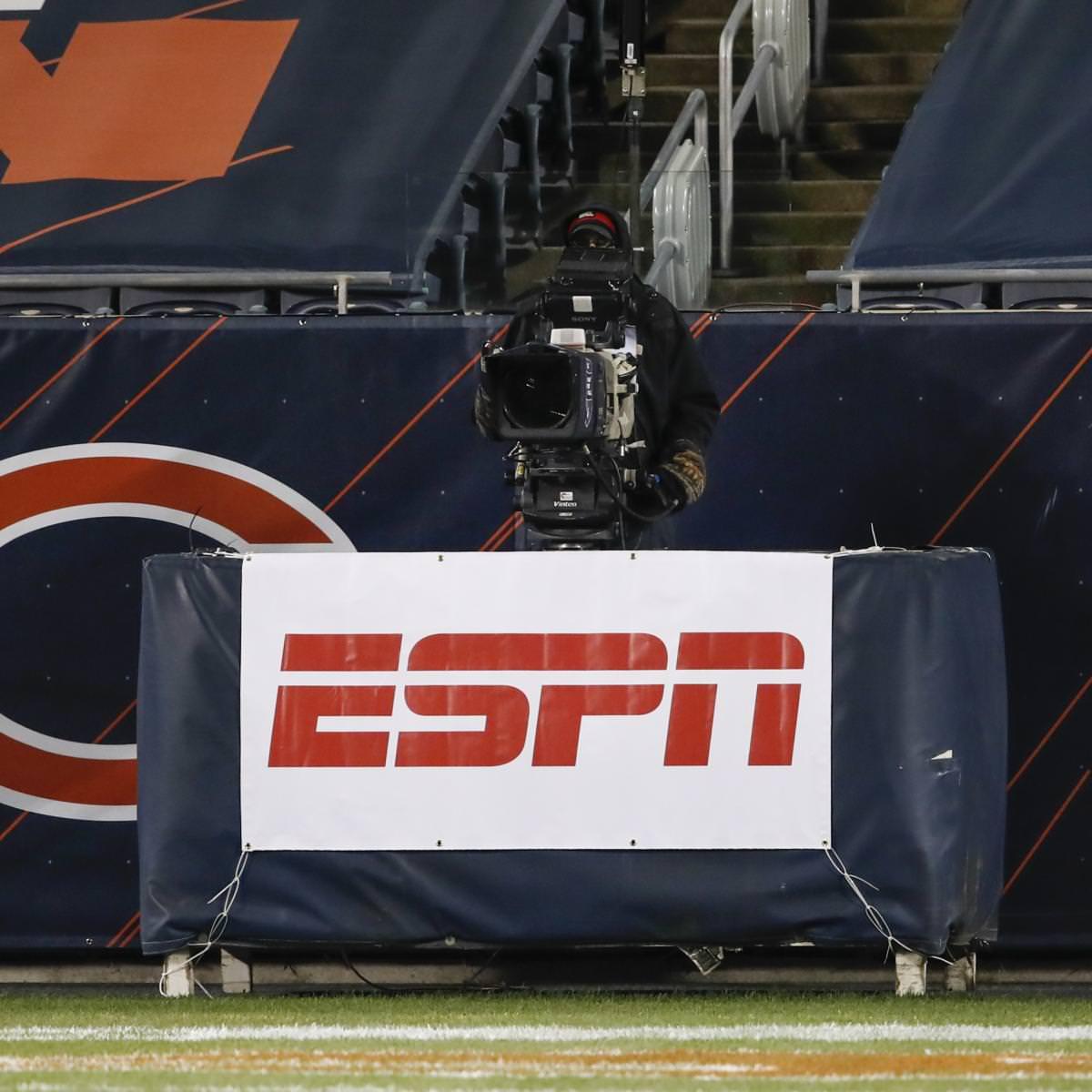 NFL e ESPN supostamente enfrentam lacuna de 'US $ 1 bilhão por ano' em conversações sobre contratos de direitos de TV