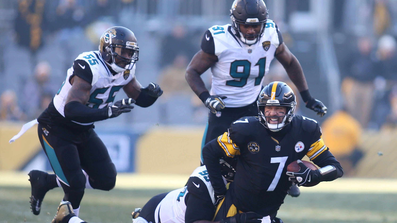 NFL flexiona Steelers-Jaguars do 'Sunday Night Football' para a 11ª semana, eleva Vikings-Bears