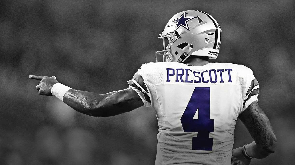 'Dak Doomsday Deal': Dallas Cowboys 'Esperançoso' de contrato com Prescott, mas precisa de alternativa de comércio – FanNation Dallas Cowboys Notícias, análises e mais