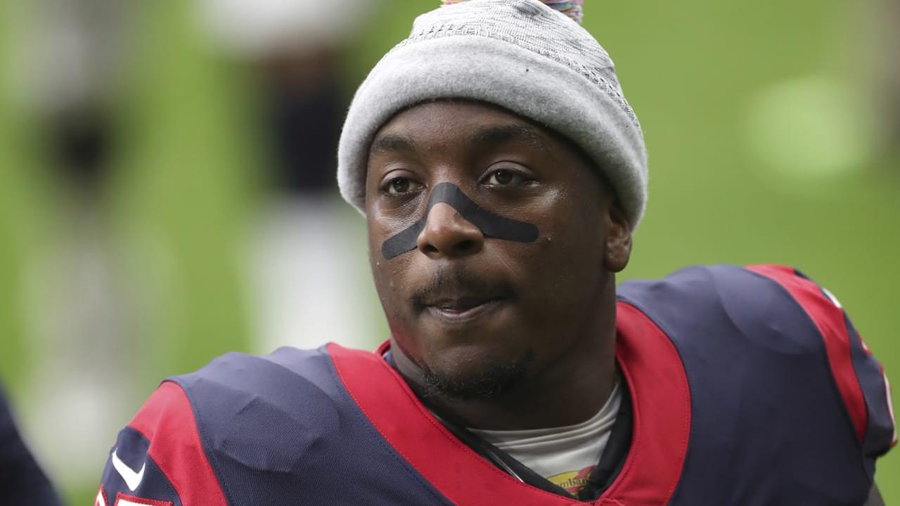 Texans lançam RB Duke Johnson após duas temporadas em 26 de fevereiro de 2021 – NFL.com