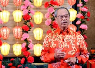 Muhyiddin mostra coragem no primeiro ano como PM