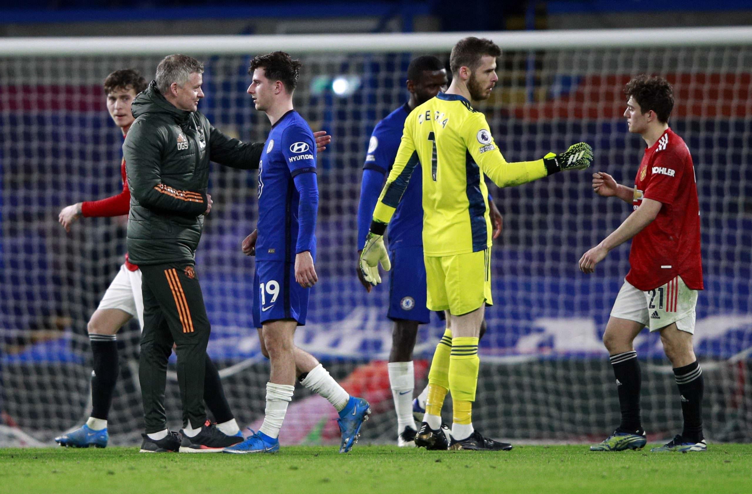 Solskjaer se enfurece com a conversa de pênaltis enquanto o Man United empata outro empate