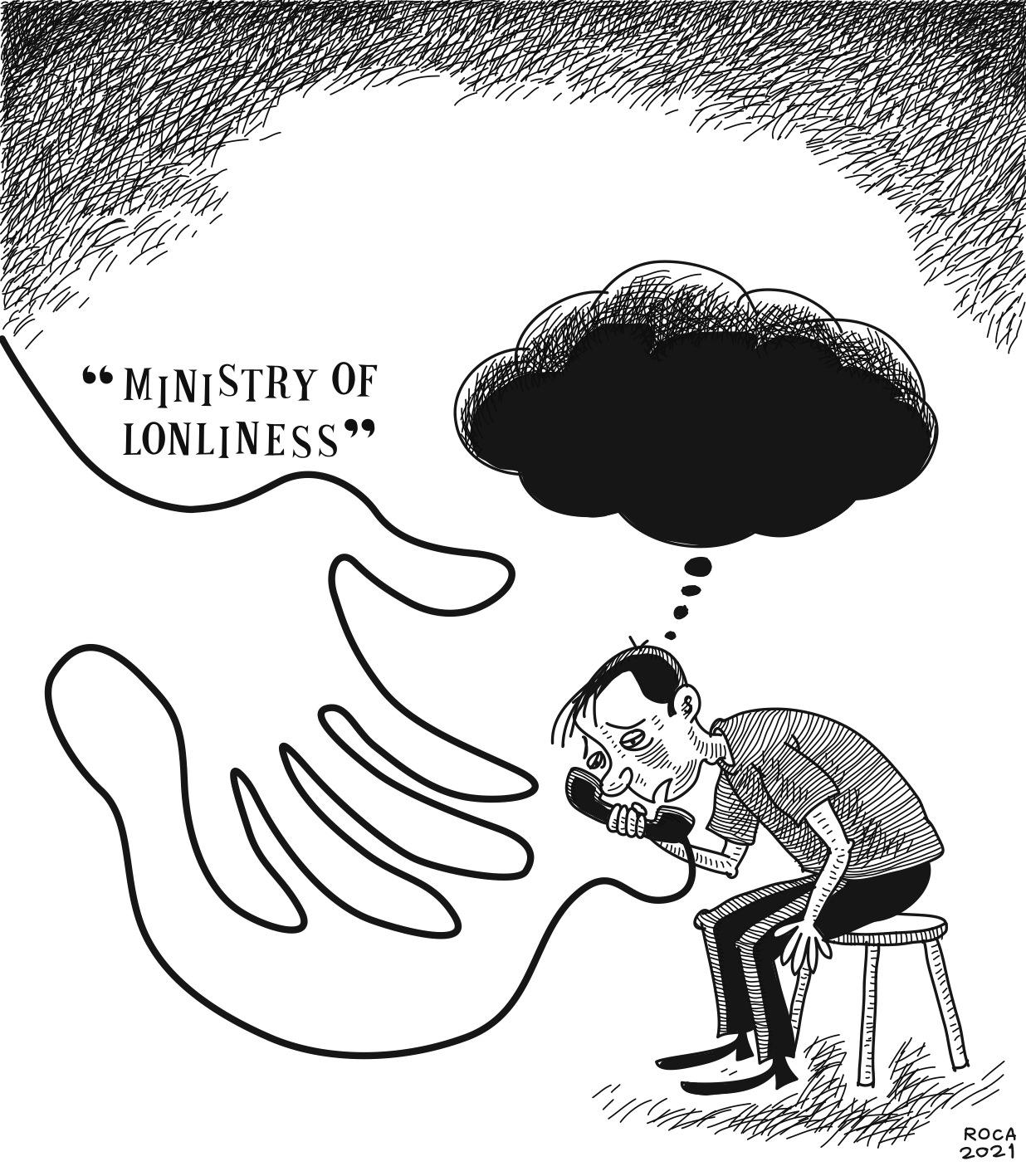 Podemos aprender com o 'Ministério da Solidão' do Japão