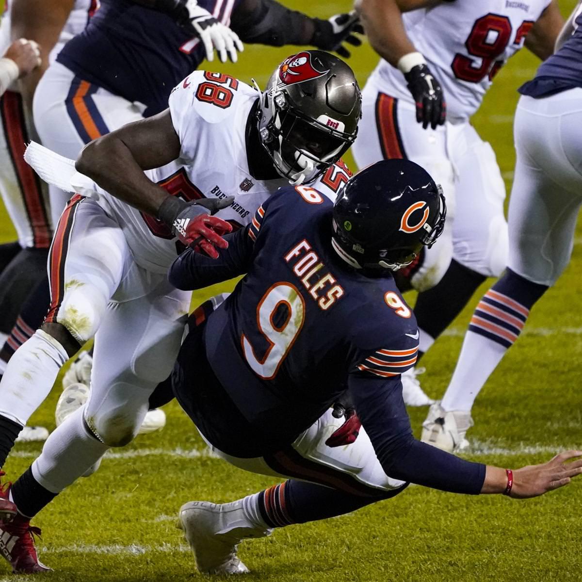 Relatório: Proprietários da NFL devem considerar a permissão de análises sobre punições agressivas ao passador