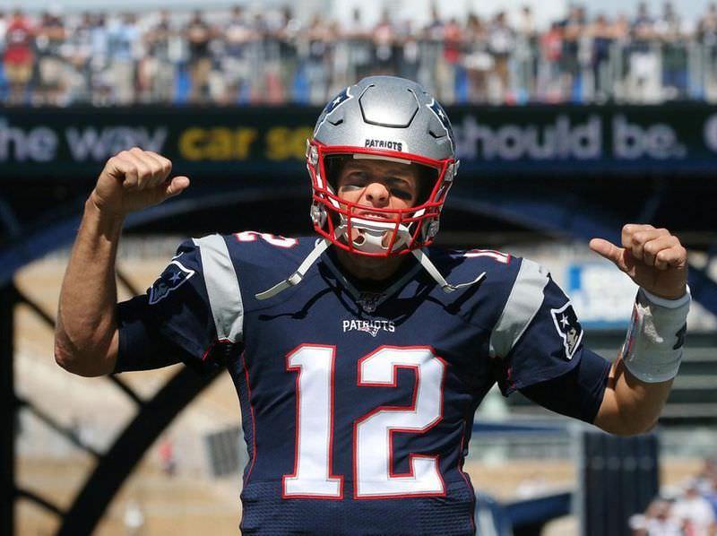 A memória de Tom Brady do Troféu Lombardi balança um pouco vacilante