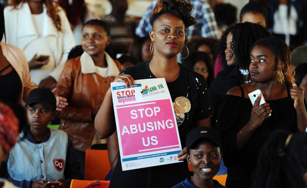 África: Níveis chocantes de violência contra as mulheres – Relatório da ONU