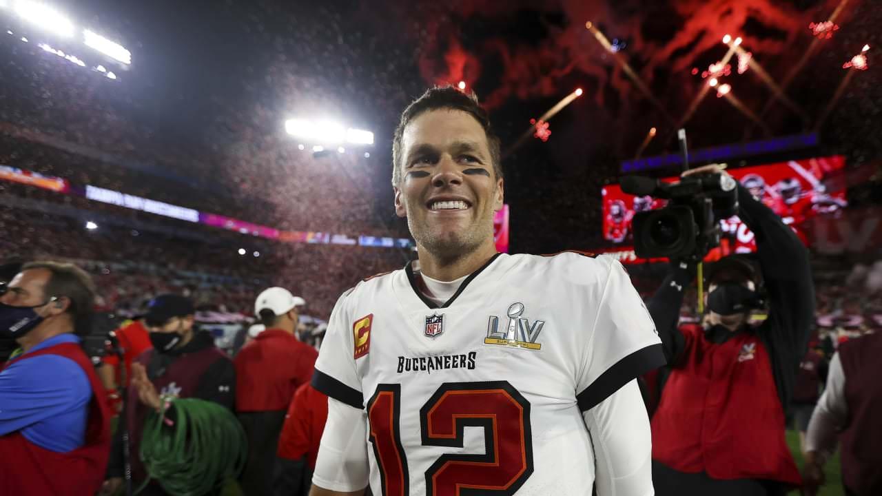Tom Brady, Buccaneers concorda com os termos de extensão de um ano – NFL.com