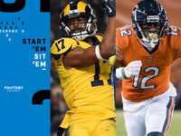 Start 'Em, Sit' Em Week 13: Receptores amplos – NFL.com