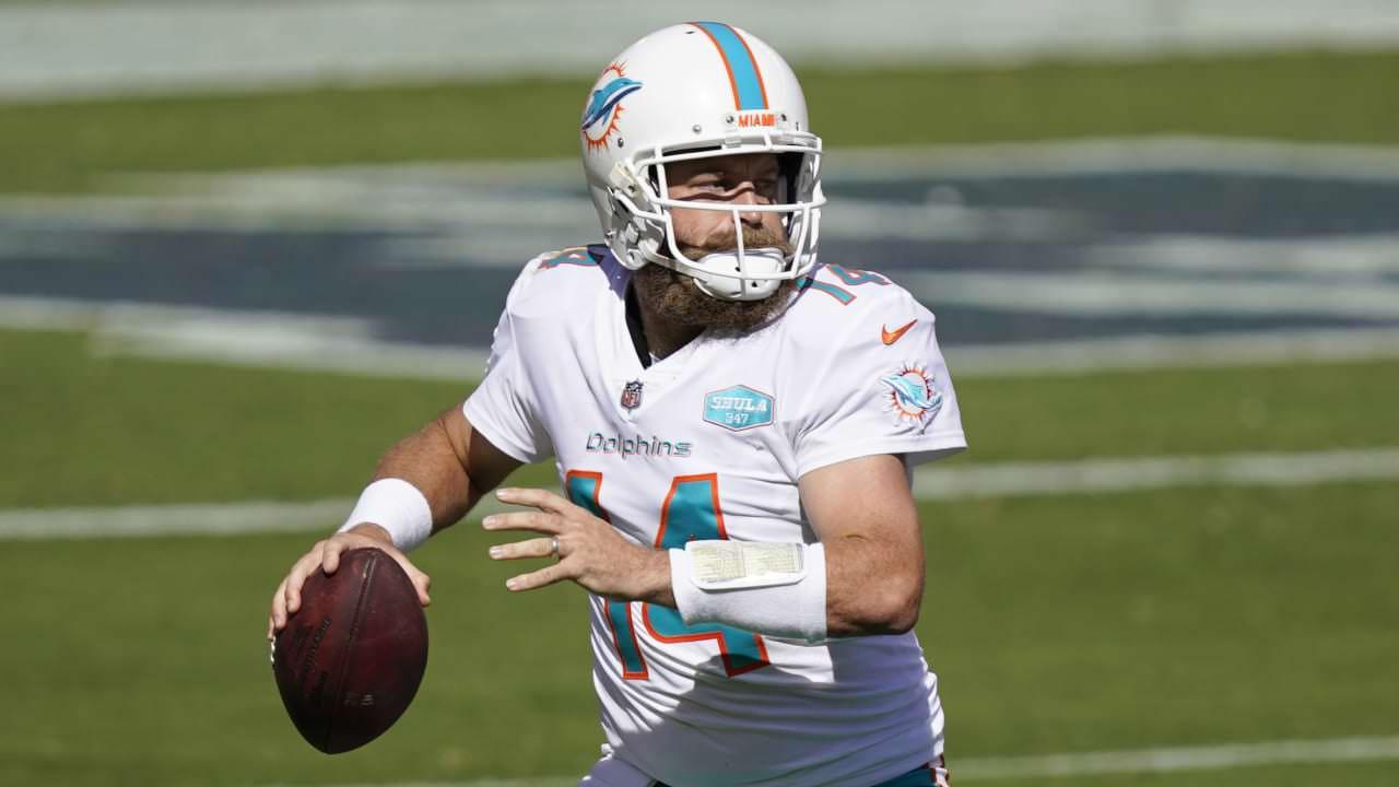 Ryan Fitzpatrick vai para Washington em um contrato de um ano com US $ 10 milhões nfl.com – NFL.com