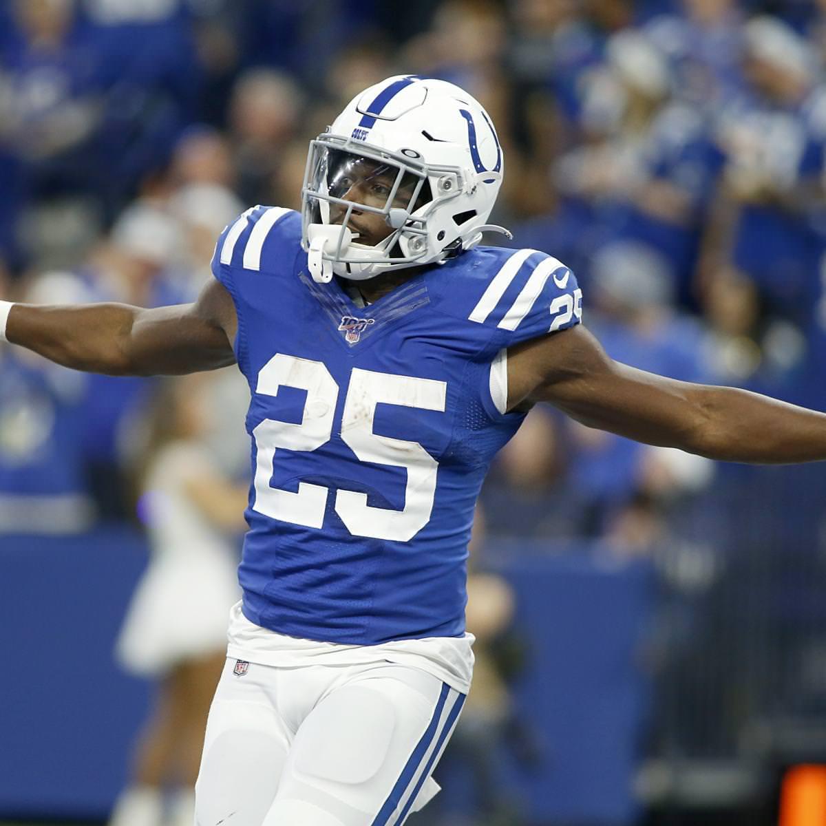 Marlon Mack, Colts supostamente concorda com um novo contrato de 1 ano, $ 2 milhões