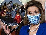Nancy Pelosi diz que o governo Biden tem a situação da fronteira 'sob controle'