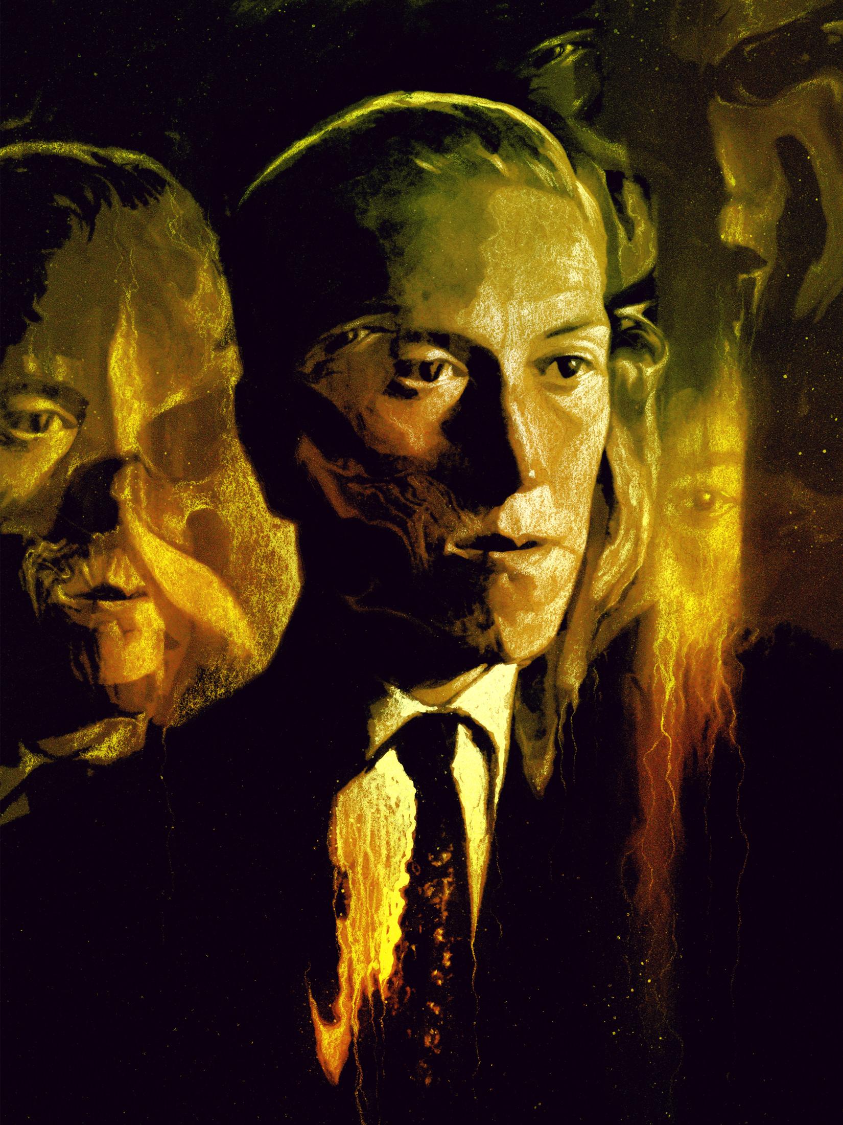 A sombra sobre HP Lovecraft