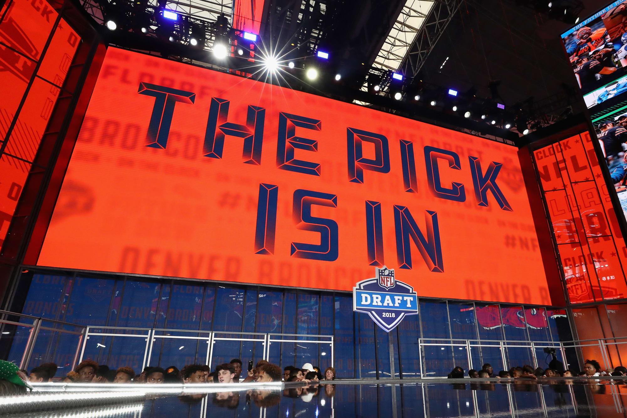 Denver Broncos completa o draft simulado de 2021 da NFL