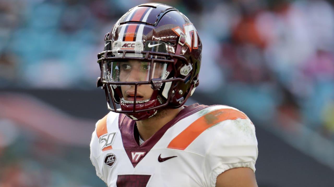 Virginia Tech CB Caleb Farley perderá o dia profissional devido ao procedimento nas costas – NFL.com