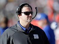 O ex-treinador Ben McAdoo vê Giants vencendo a NFC East