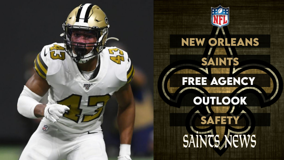 Saints Safety Outlook in Free Agency – Sports Illustrated New Orleans Saints News, Analysis and More