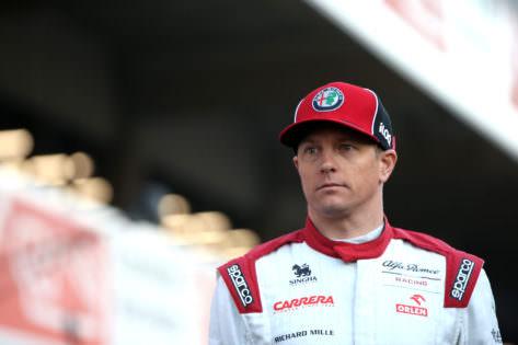 Kimi Raikkonen: Regulamentos de F1 de 2022 não influenciarão a decisão de aposentadoria