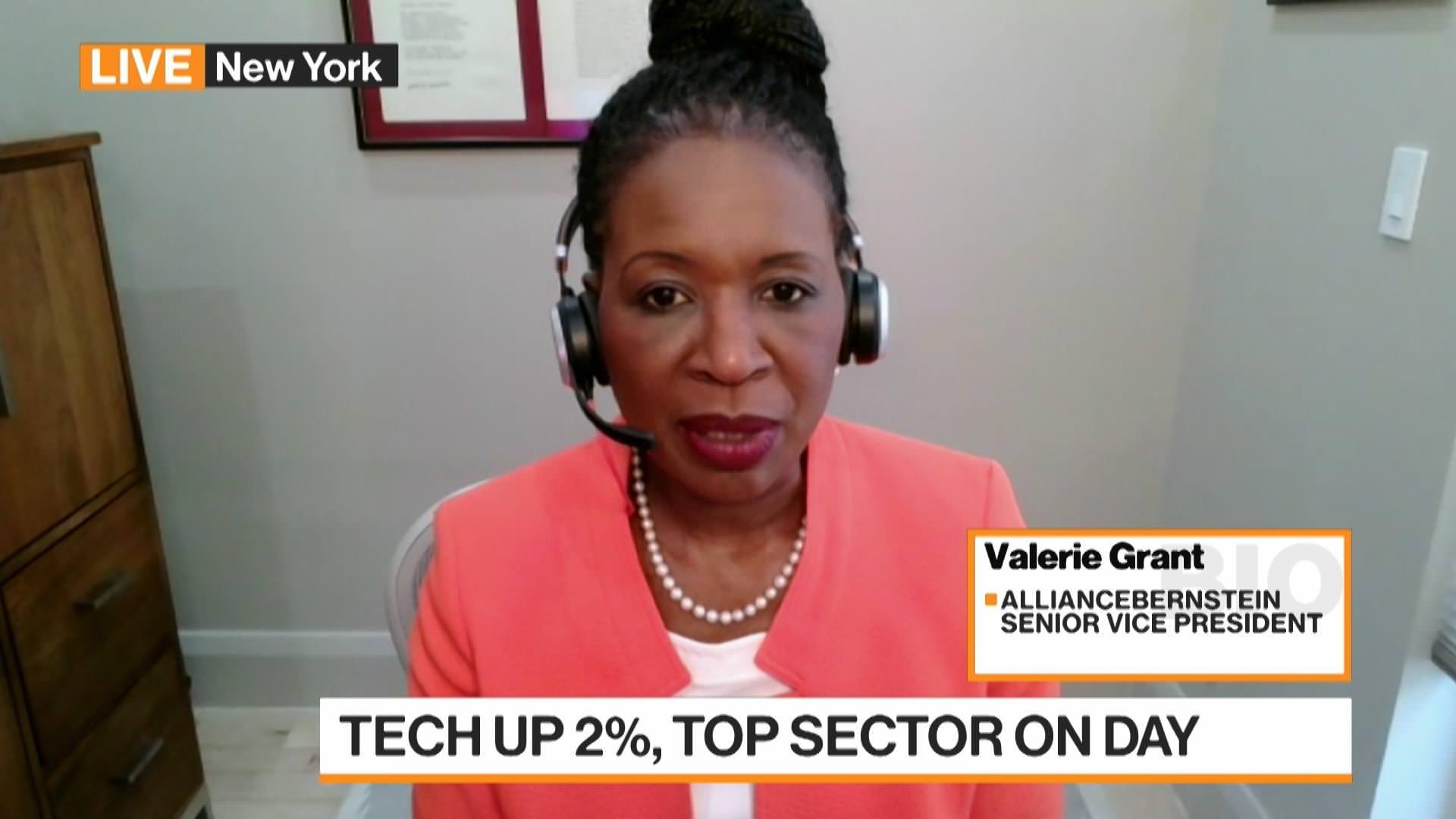 Valerie Grant on Markets da AllianceBernstein