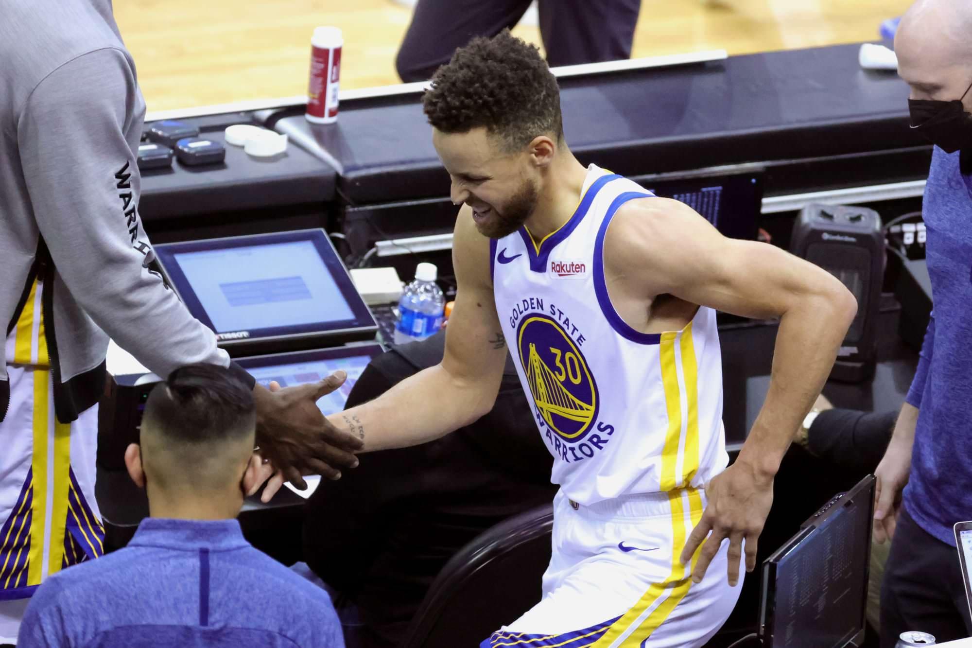 Warriors: Steve Kerr apresenta uma nova atualização sobre lesões em Stephen Curry