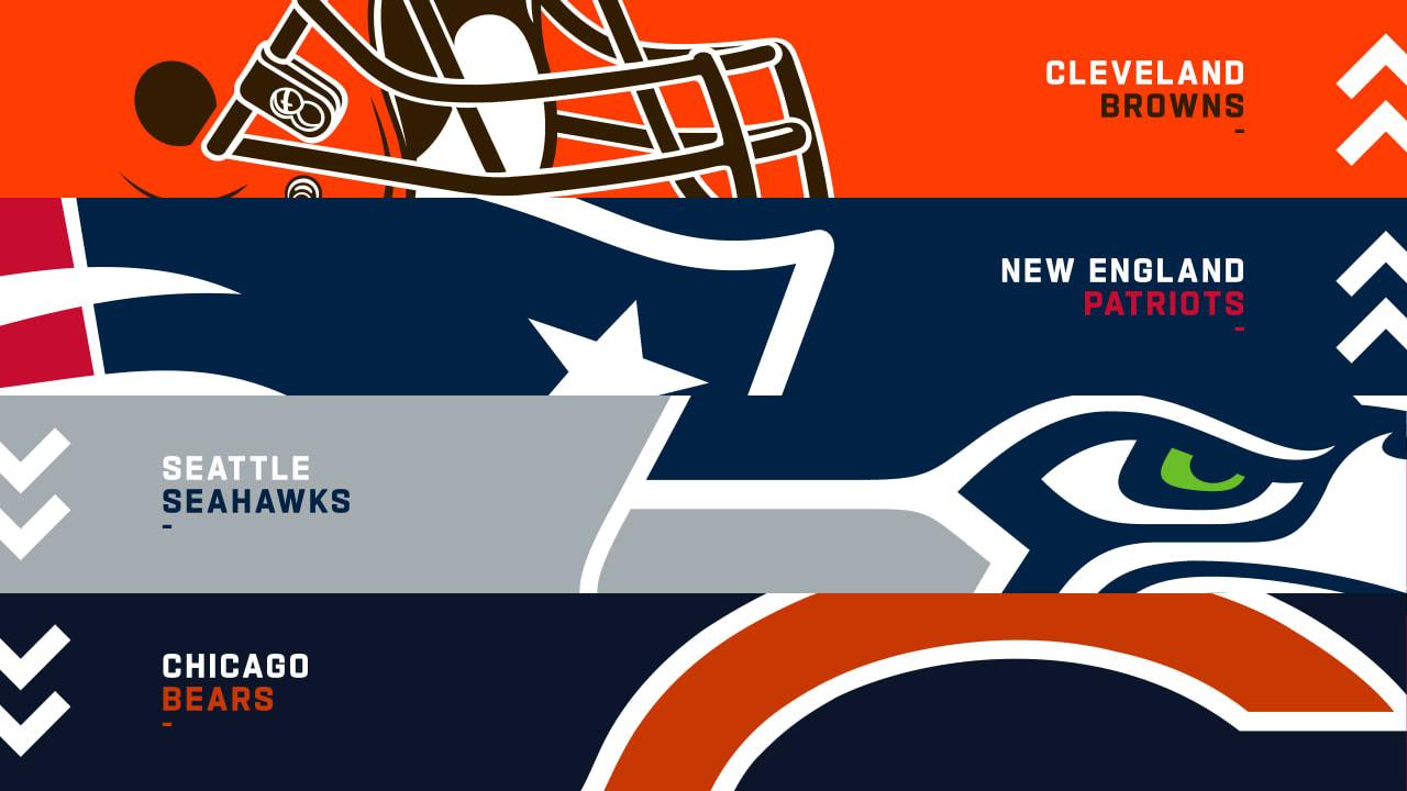 NFL Power Rankings: Browns, Patriots up in free agency;  Deslizamento do urso – NFL.com