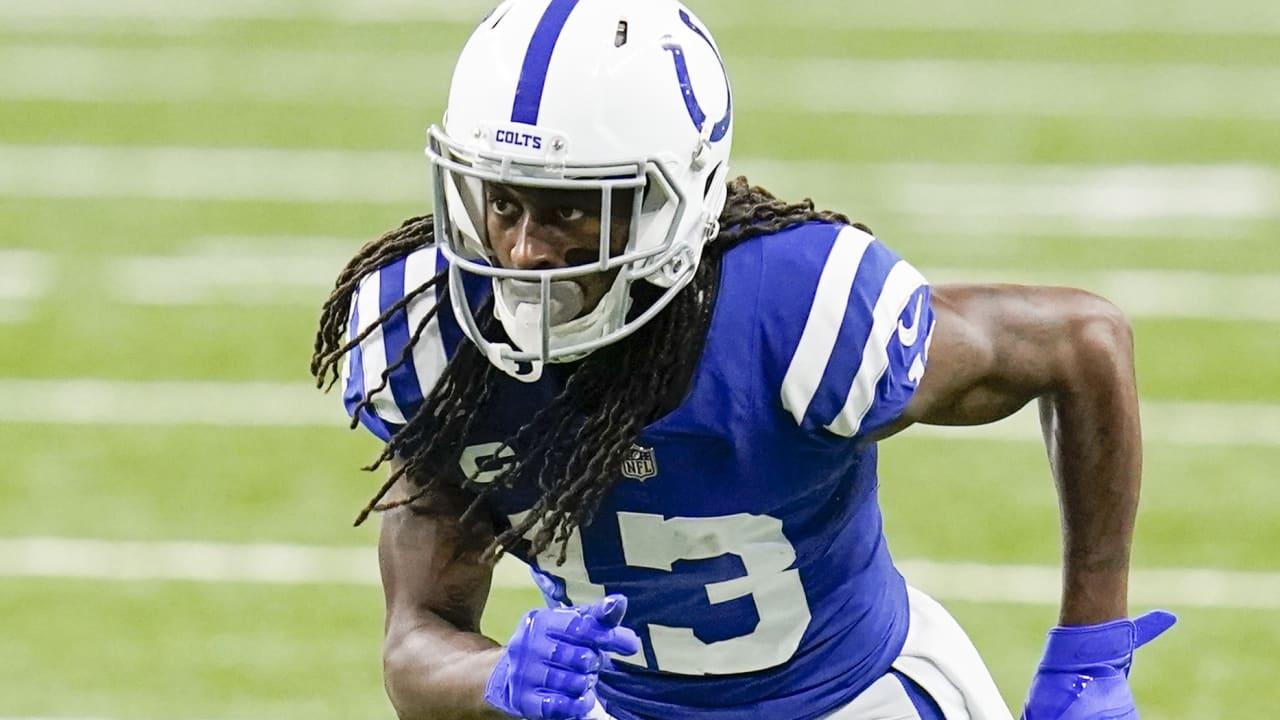 Colts WR TY Hilton assina acordo de um ano de US $ 10 milhões para ficar em Indy – NFL.com