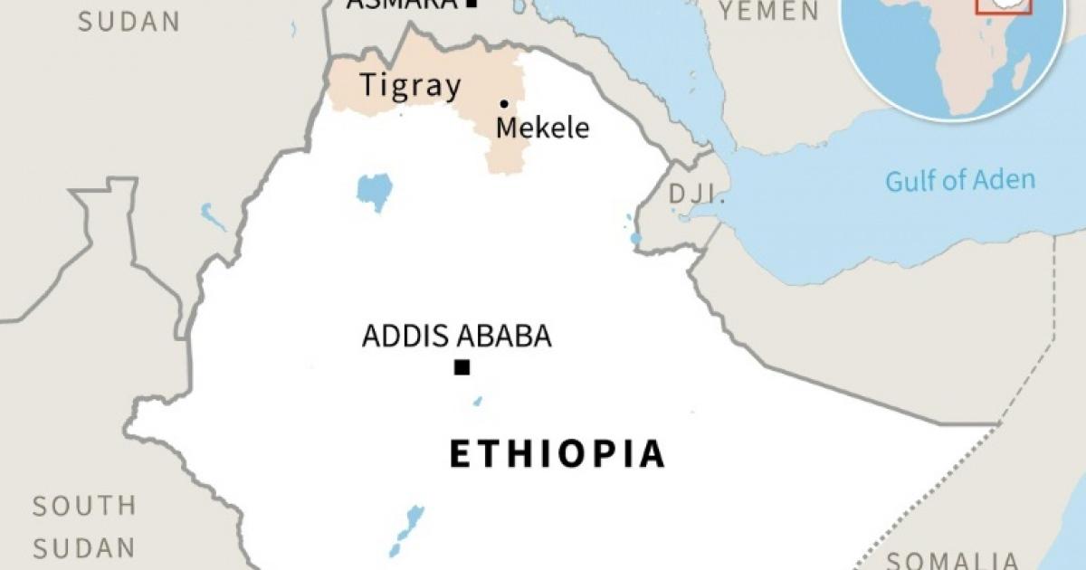 Africa |  O PM da Etiópia, Abiy, admite que as forças da Eritreia estão em Tigray