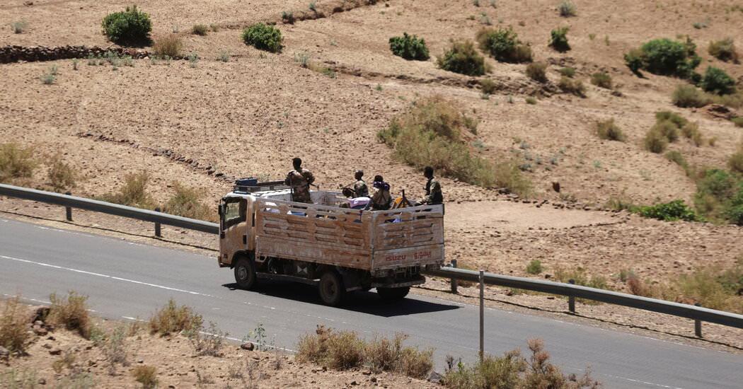 Eritreia concorda em retirar tropas de Tigray, diz a Etiópia – The New York Times