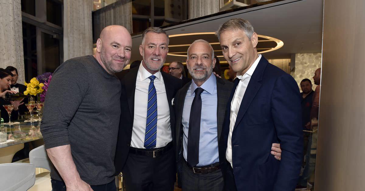 A Endeavor supostamente está procurando comprar os proprietários minoritários do UFC para preparar o terreno para outro IPO