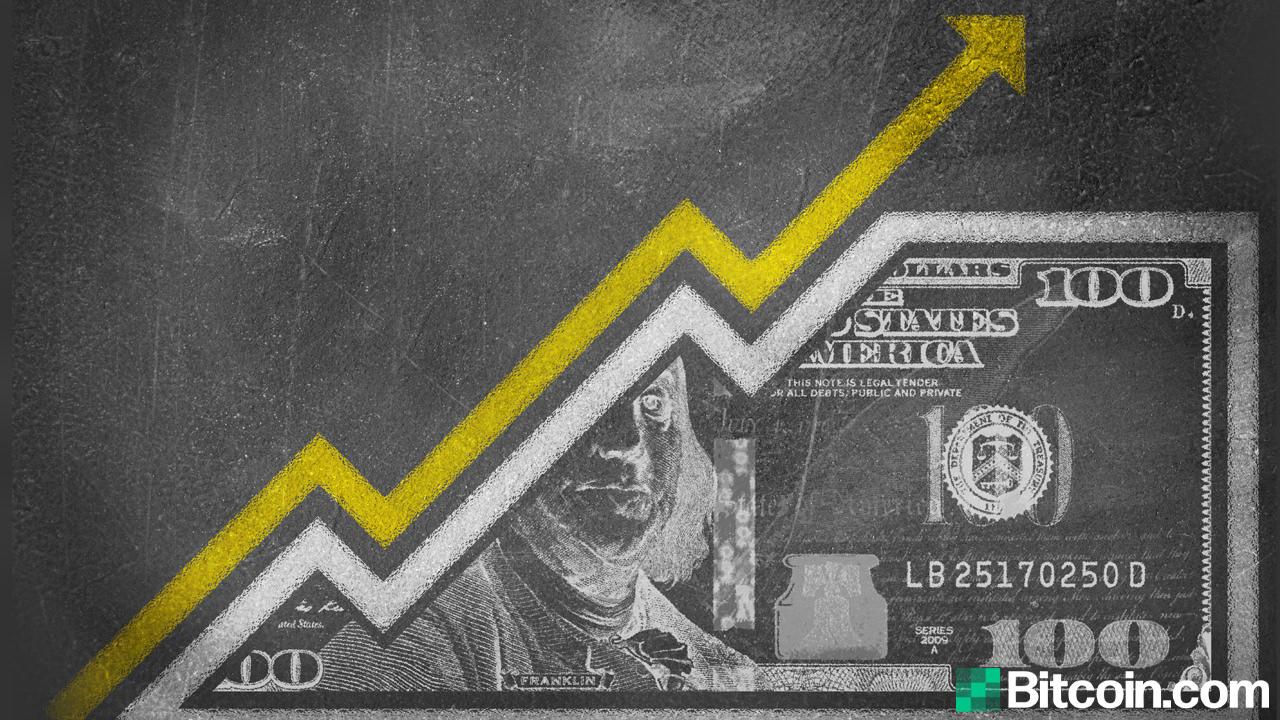 Pesquisa mostra que 77% dos americanos estão preocupados com o aumento da inflação, os preços dos produtos estão disparando