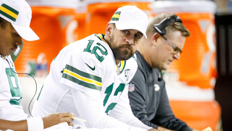 NFL Week 12 matchups para assistir: Será que Aaron Rodgers pode resgatar a temporada dos Packers contra os Vikings?