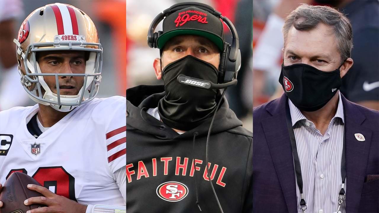 49ers evitam ser 'deixados no altar' no clássico do QB, 'muito animados' com as perspectivas, futuro de Jimmy Garoppolo – NFL.com