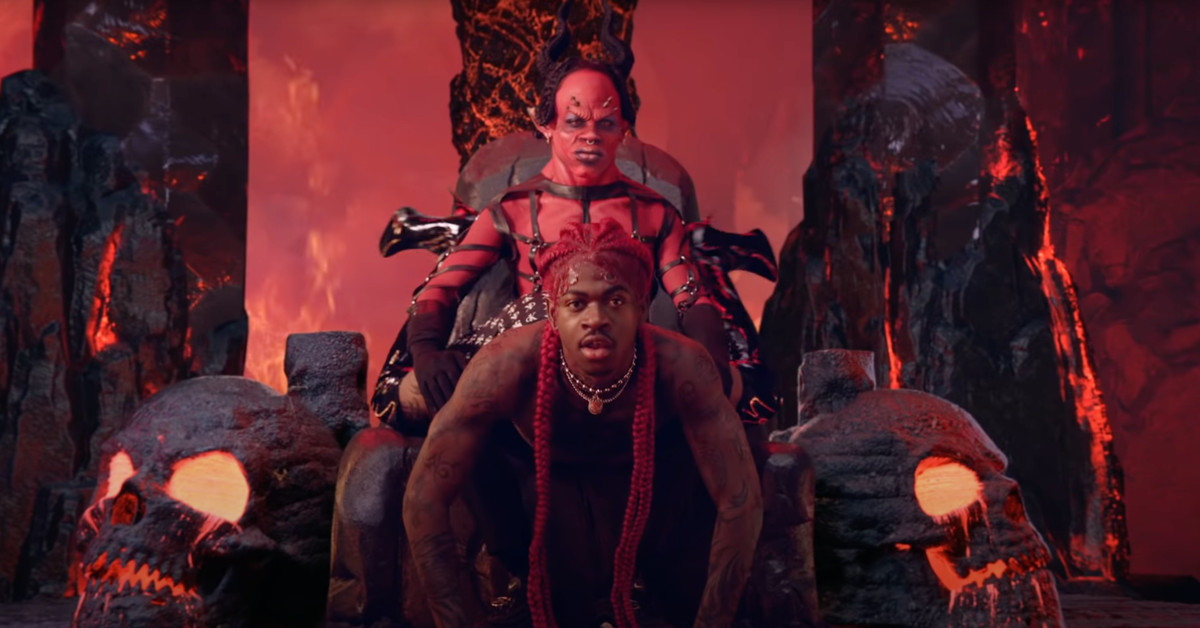 Jon Jones ameaça 'queimar' todos os seus Nikes sobre os 'Sapatos Satanás' de Lil Nas X