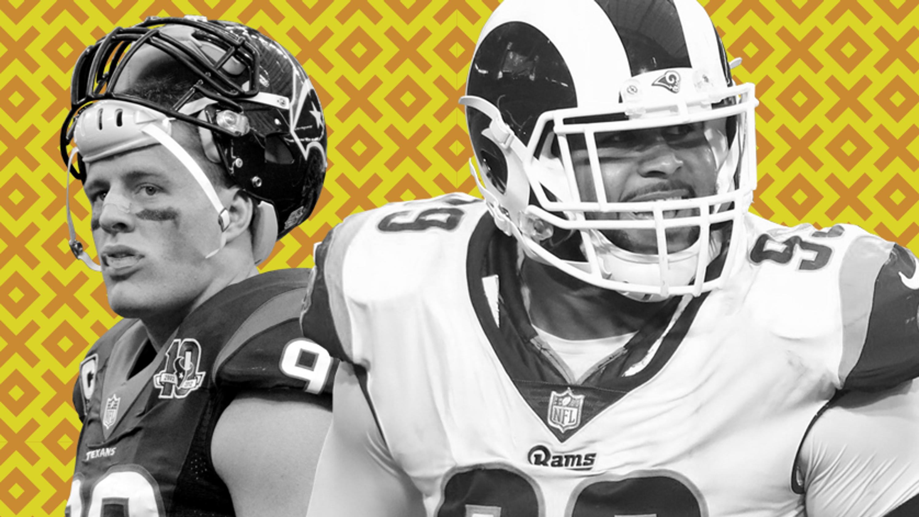 Classificação de potência da NFL: Rams recuperam a posição número 1, com os texanos a fecharem no top cinco