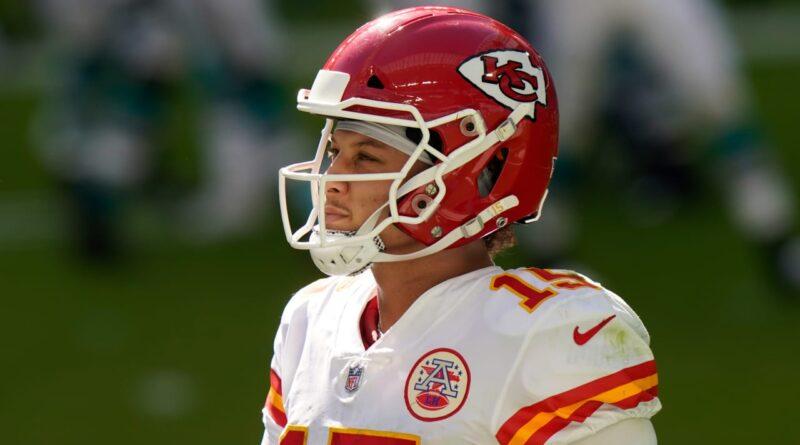 Chiefs QB Patrick Mahomes: 'O único recorde que pretendo quebrar' vai para 20-0 – NFL.com