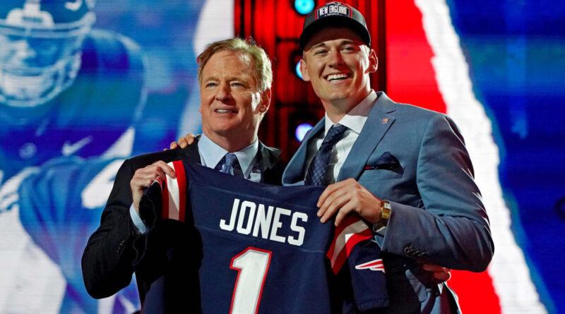 Josh McDaniels explica o que os Patriots gostam no quarterback do primeiro turno, Mac Jones