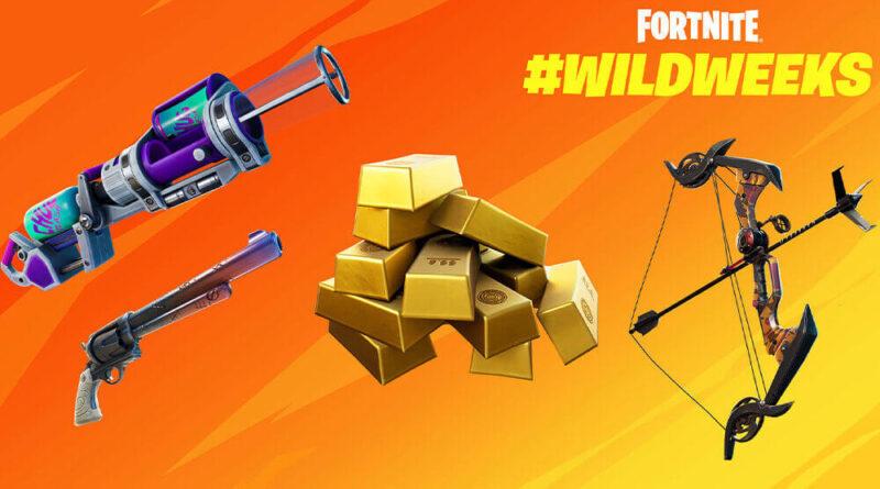 Fortnite Wild Semana 4: cada item com desconto, preço e localização