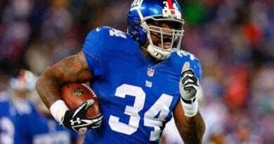 Brandon Jacobs diz que está 'sério' sobre o retorno da NFL como ponta defensiva, ex-Giants de volta inspirado por Tim Tebow