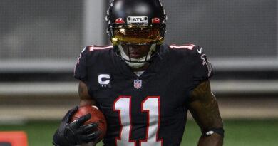 Julio Jones trocam rumores: 'Sense' in NFL Is Falcons Deal WR 'já na próxima semana'
