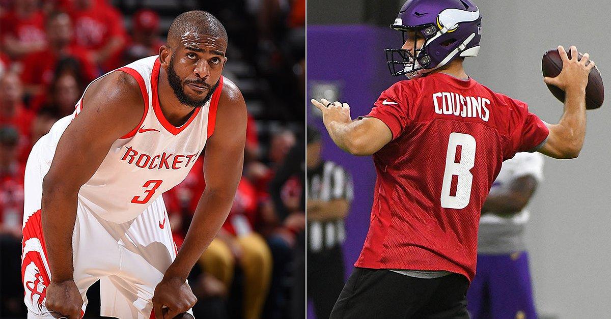 Como os contratos da NFL e da NBA diferem, e o que os jogadores da NFL podem fazer para mudá-lo