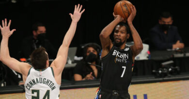 Kevin Durant Had Your Legacy Game – Sports Illustrated