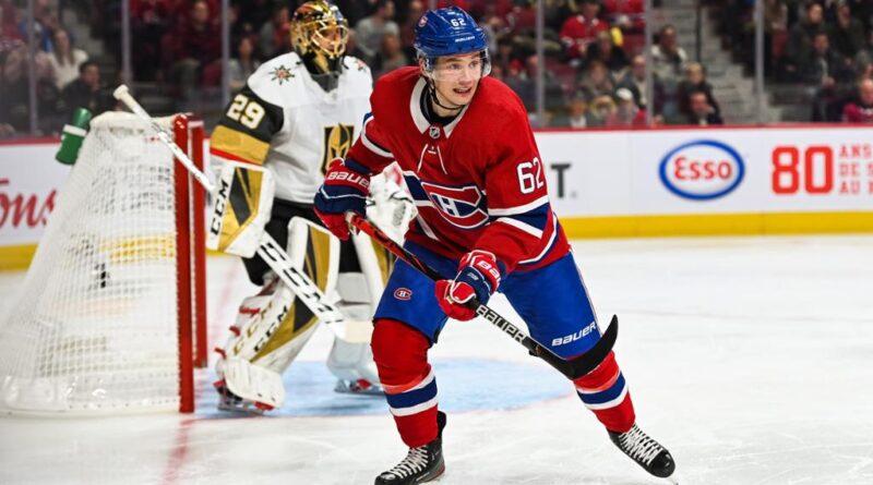 Buzz nos playoffs da Stanley Cup: Canadiens recebe Golden Knights no jogo 3 – NHL.com
