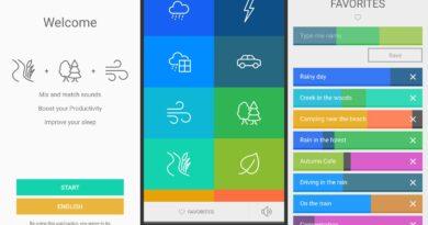 Mercado de aplicativos de ruído branco terá grande crescimento até 2026: Fitness22, Ipnos, aplicativos inteligentes