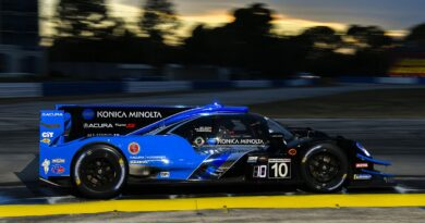 Rossi se junta a Wayne Taylor Racing para Watkins Glen 6 horas