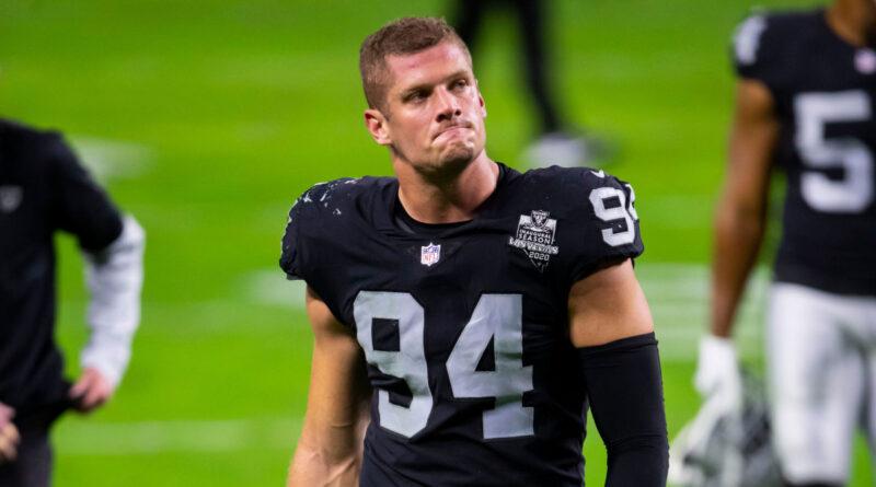 Carl Nassib se apresenta como gay, mas a maioria dos jogadores da NFL permanece em silêncio – Sports Illustrated