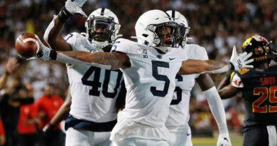 CBS Sports diz assumir o controle sobre o total de vitórias da Penn State em 2021