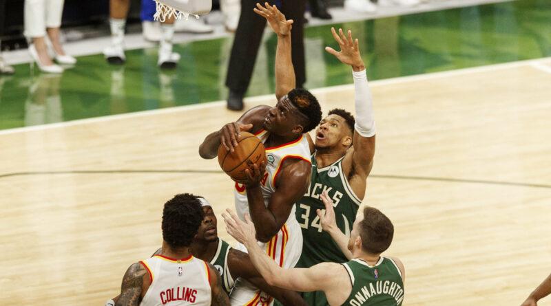 NBA playoffs: Clint Capela é a escolha perfeita para os Hawks – Sports Illustrated