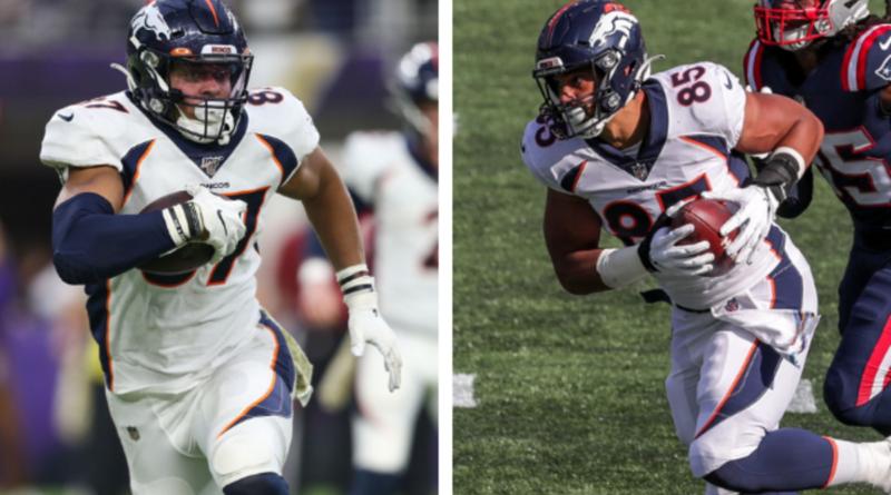 A sala de TE do Denver Broncos está repleta de potencial, mas os riscos persistem – Sports Illustrated Mile High Huddle: Notícias, análises e muito mais do Denver Broncos